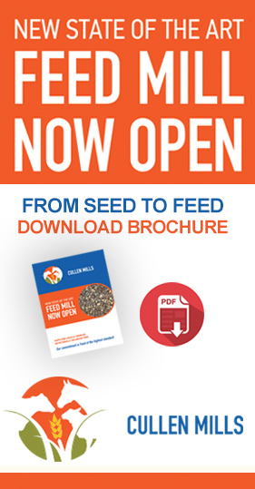 Feed Mill Now Open - more info